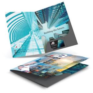 Promotional A4 Presentation Folders