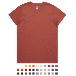 Promotional AS Colour Ladies Maple Tees