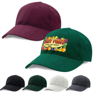 Promotional Soft Cotton Caps