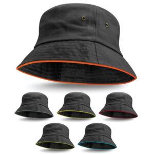 Promotional Colour Bucket Hats
