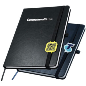 Promotional Custom Tag Notebooks