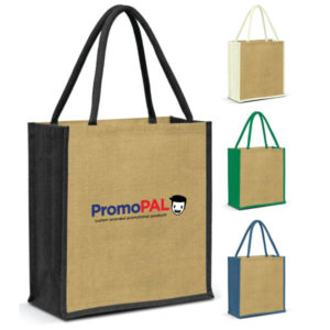 Promotional Dockside Jute Bags