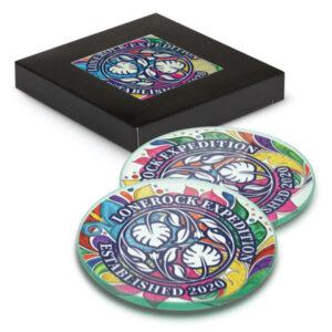Full Colour Coaster Sets
