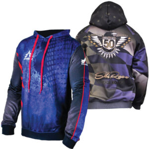 Promotional Full Colour Hoodies