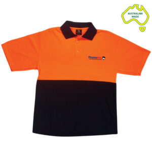 Australian-Made Hi Vis Polo