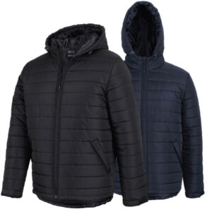 Promotional Hooded Puffer Jackets