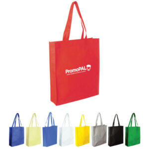 Promotional Shopper Gusset Tote Bags