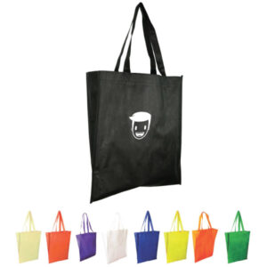 Promotional V Gusset Tote Bags